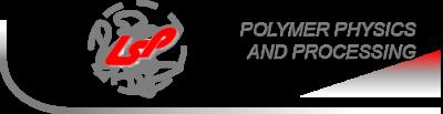 LSP Lehrstuhl für Polymerwerkstoffe
